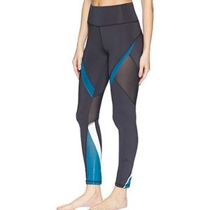adidas Believe This Climalite Tights Carbon Blue S